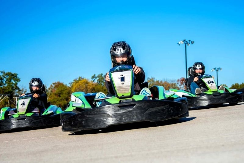 Dubby's Xtreme Go-Karts, Pigeon Forge