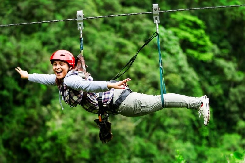 Firefox Mountain Adventure Park