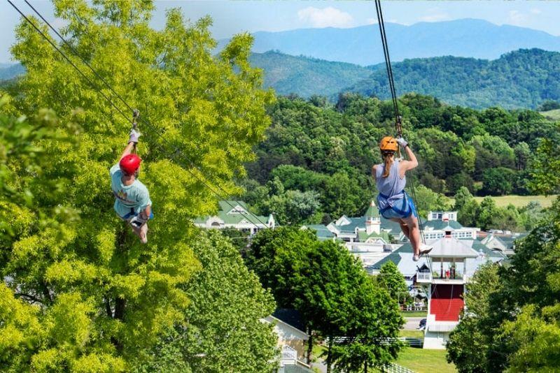 Five Oaks Adventure Park