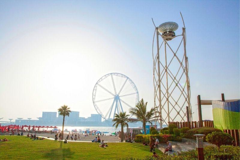 Fliegender Pokal, Dubai