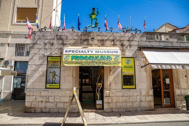 Musée Froggyland, Split