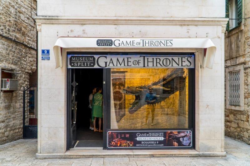 Musée Game of Thrones, Split
