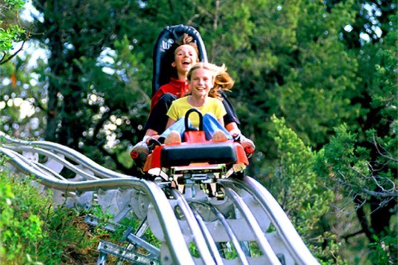 Gatlinburg Mountain Coaster