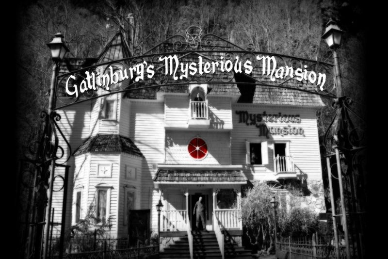 Gatlinburg's Mysterious Mansion