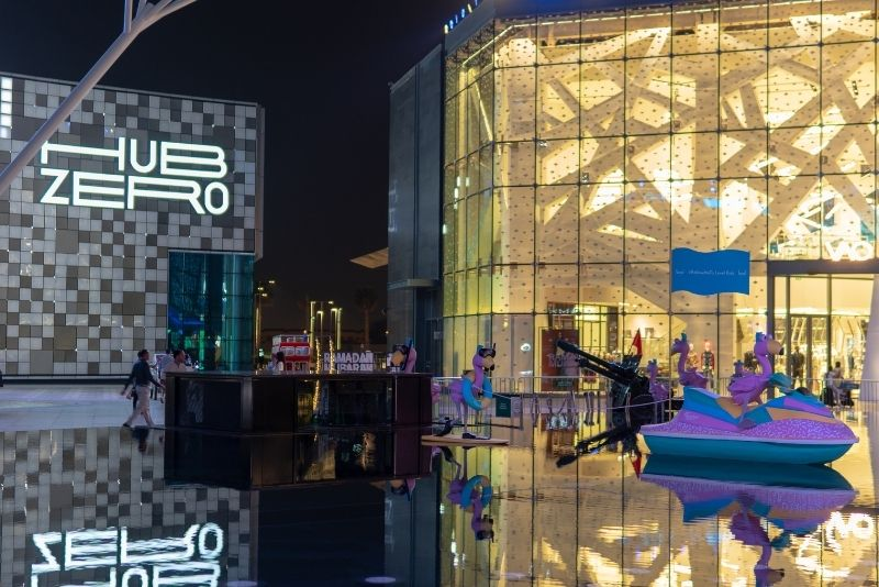 Hub Zero Park, Dubái