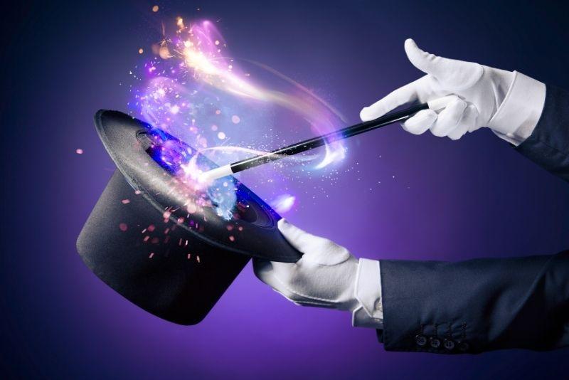 Impossibilities Magic Show, Gatlinburg