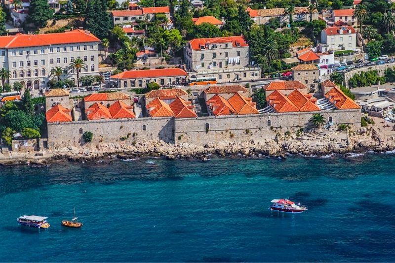 Lazareti, Dubrovnik