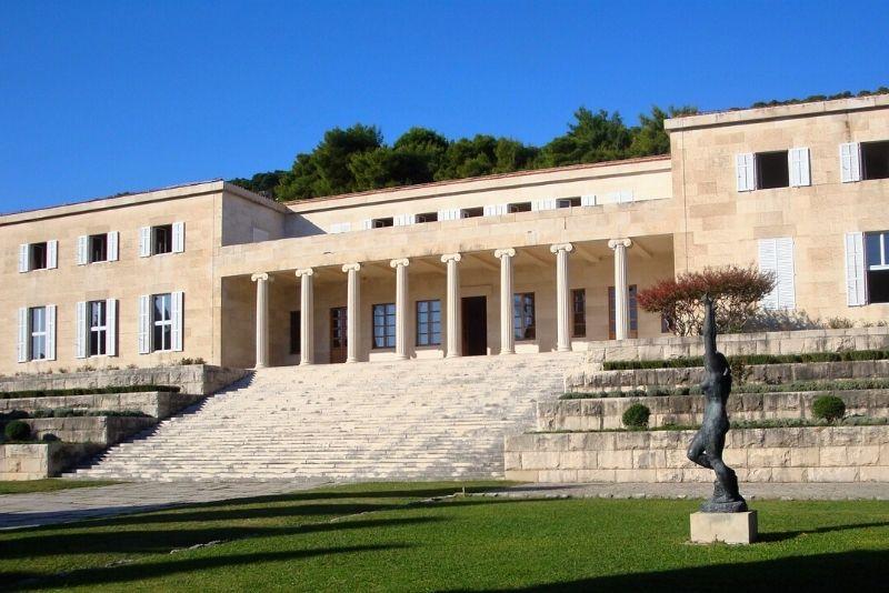 Galerie Mestrovic, Split
