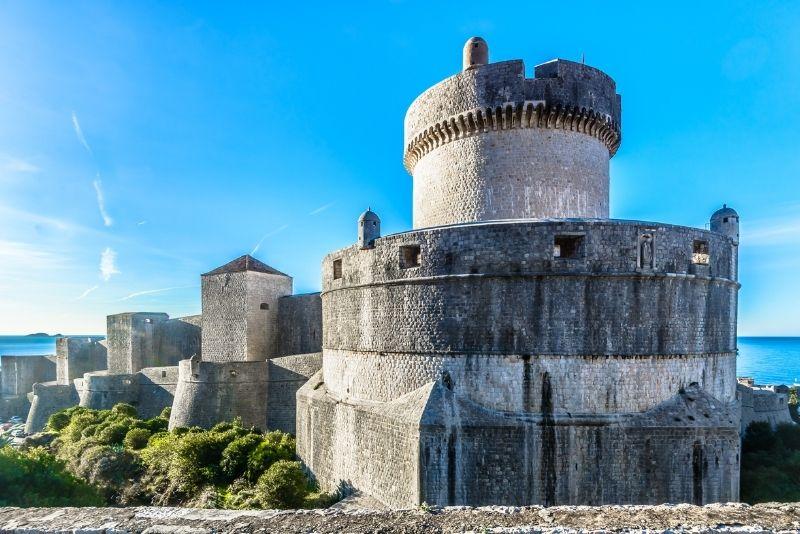 Festung Minčeta, Dubrovnik