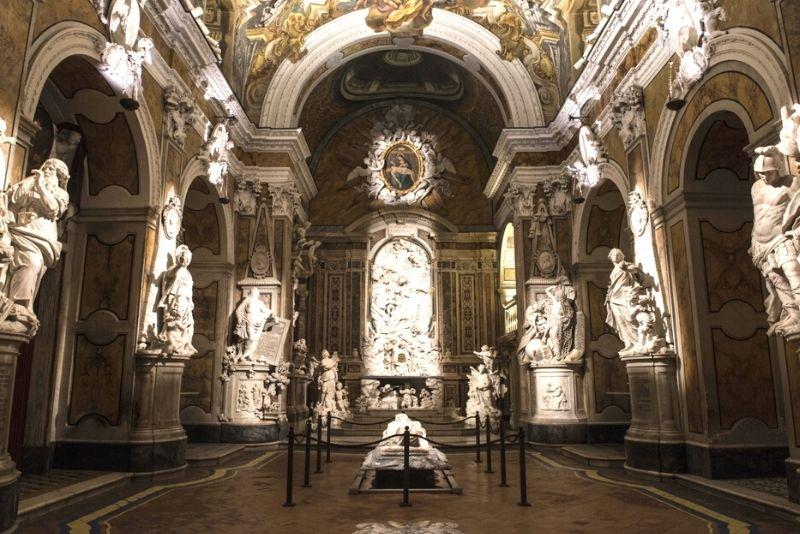 Sansevero Chapel Museum, Neapel