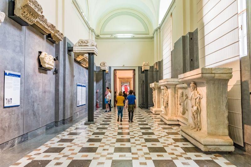 Archäologisches Museum von Neapel