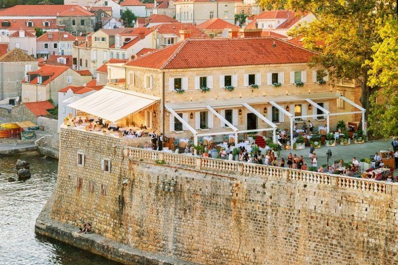 Nautik-Restaurant, Dubrovnik