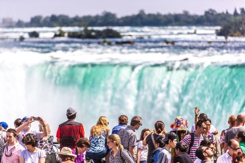 Niagara Falls, USA Maid of the Mist Boat Cruise & Guided Walking Tour