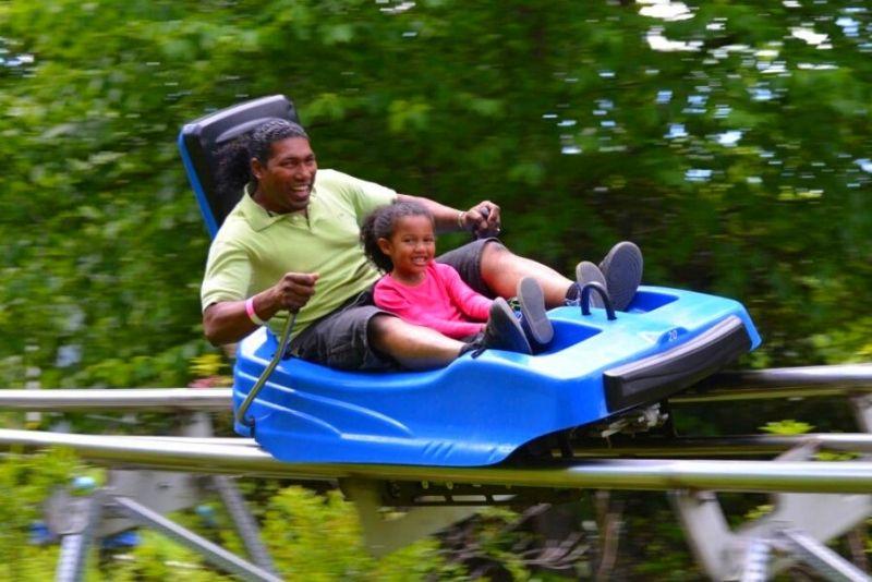 Ober Gatlinburg Ski Mountain Coaster