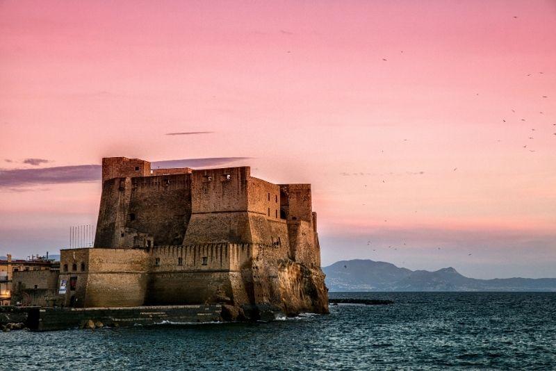 Dies ist Castle, Neapel