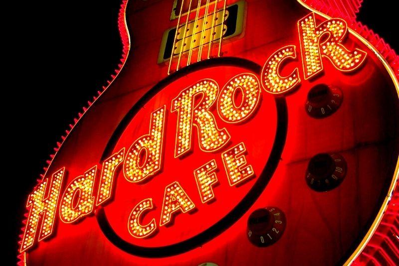 Pigeon Forge Hard Rock Cafe