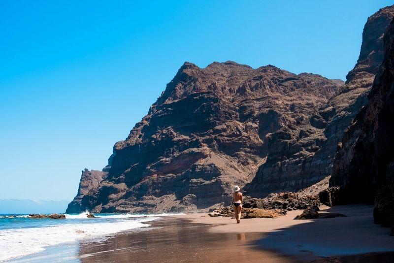 Spiaggia di Güigüí, Gran Canaria