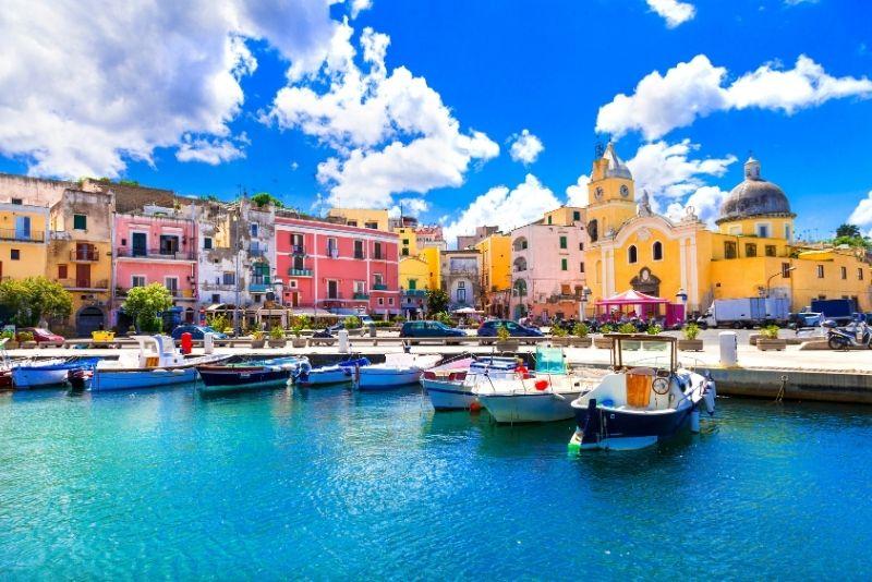 Procida Tagesausflug von Neapel