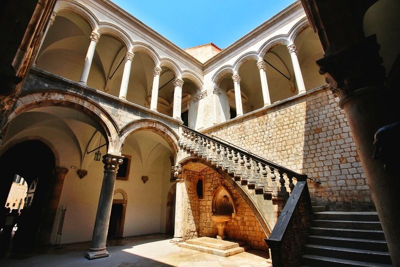 Rektorpalast, Dubrovnik