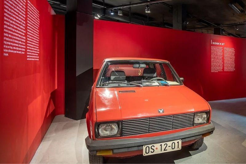 Rotes Geschichtsmuseum, Dubrovnik