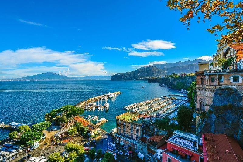 Tagesausflug nach Sorrent von Neapel
