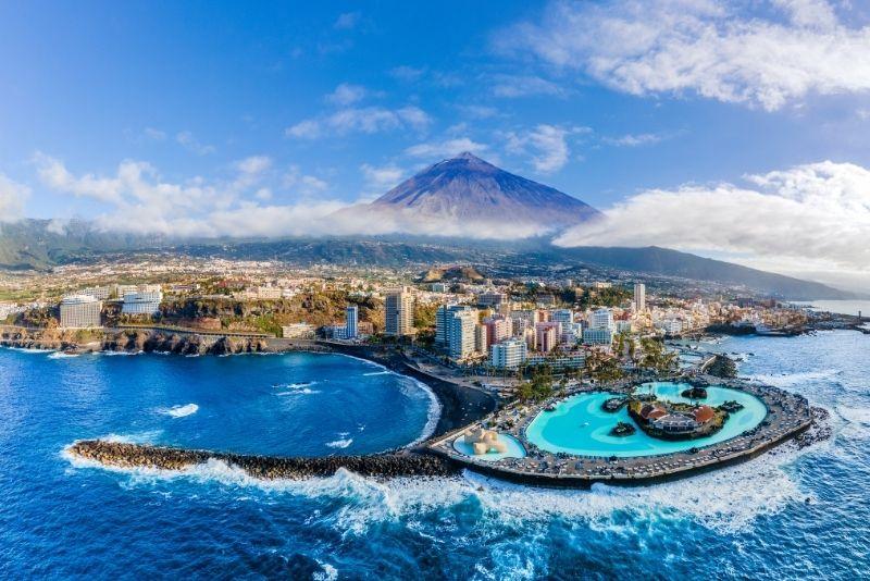 Gita di un giorno a Tenerife da Gran Canaria