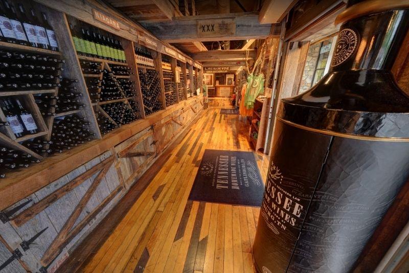 Tennessee Homemade Wines