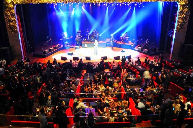 Die Music Hall in Dubai