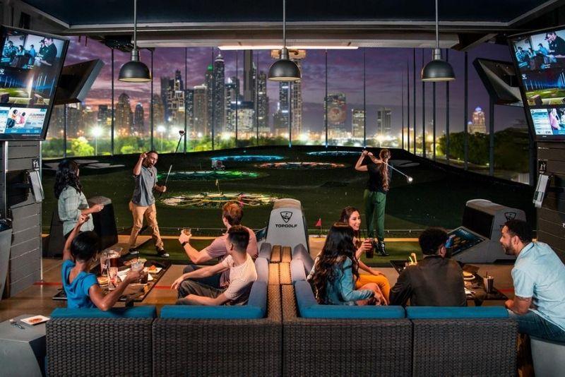 Topgolf Dubái