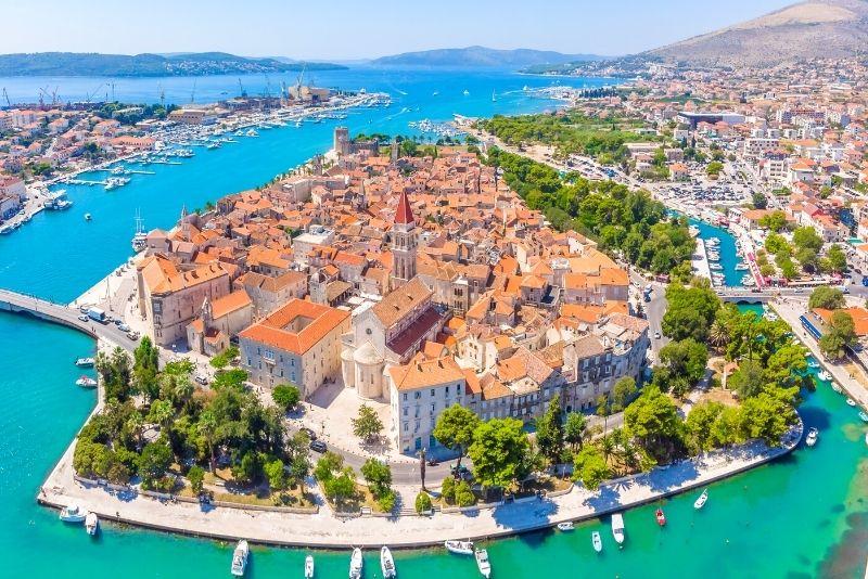 Excursion d'une journée à Trogir au départ de Split