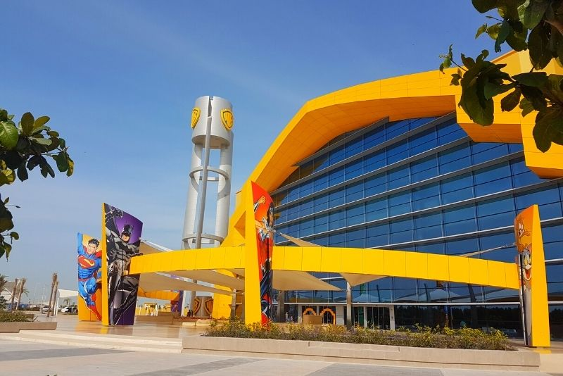 Warner Bros. World, Abu Dhabi