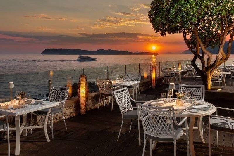 Zoë Restaurant, Dubrovnik
