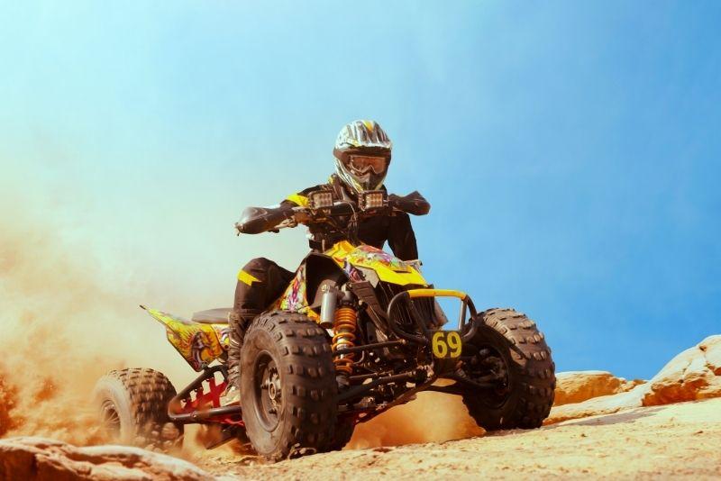 ATV-Tour in Dubai