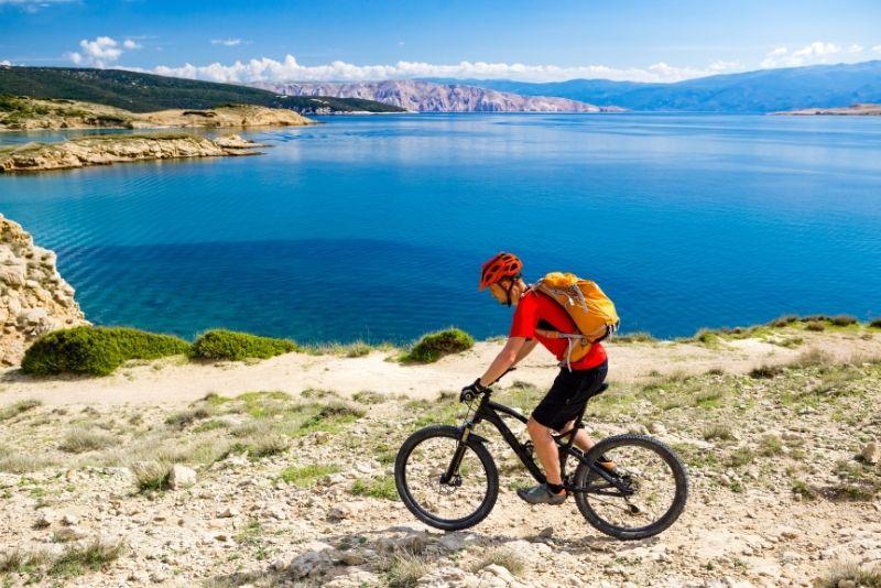 tours à vélo à Split