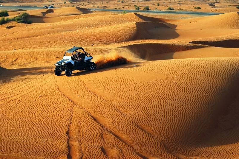 buggy tour in Dubai