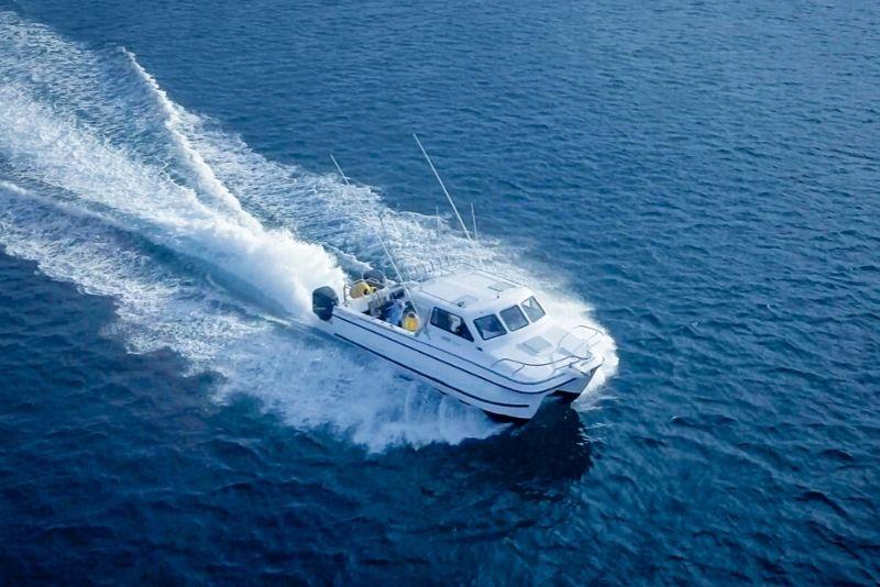 pesca en alta mar en Dubai