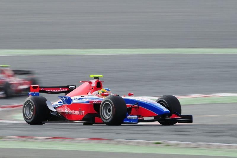 Formel eins in Dubai