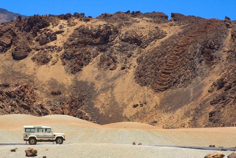 tour in jeep a Gran Canaria