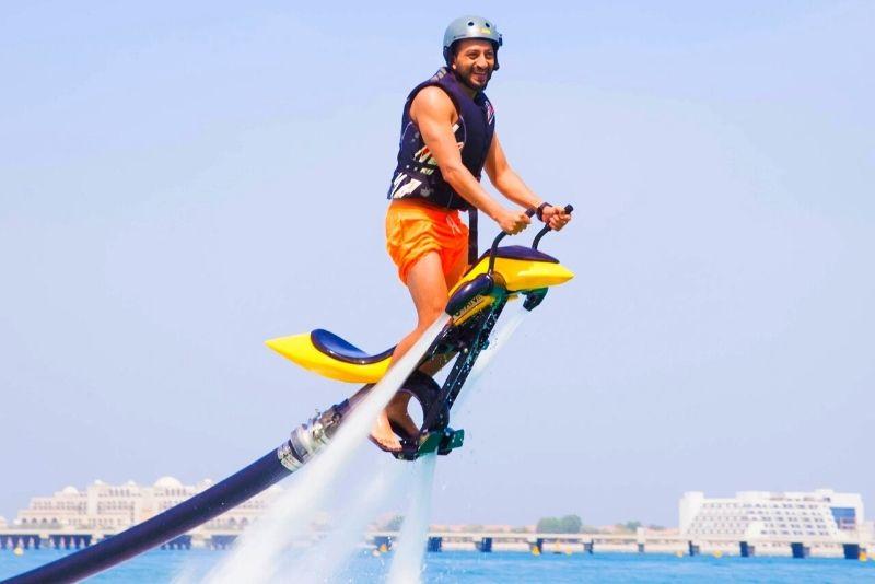 Jetovator in Dubai