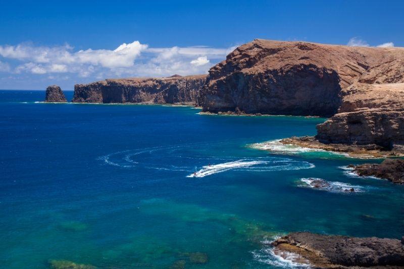 moto d'acqua a Gran Canaria