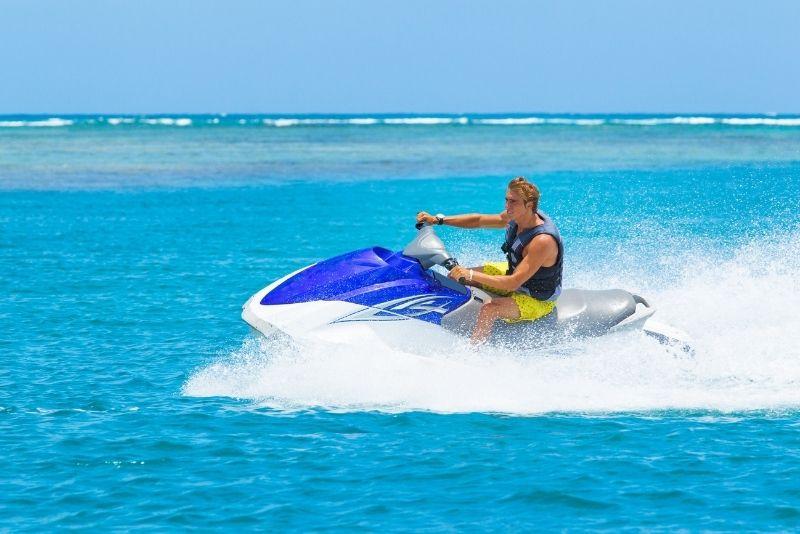 tour en moto de agua en Dubai