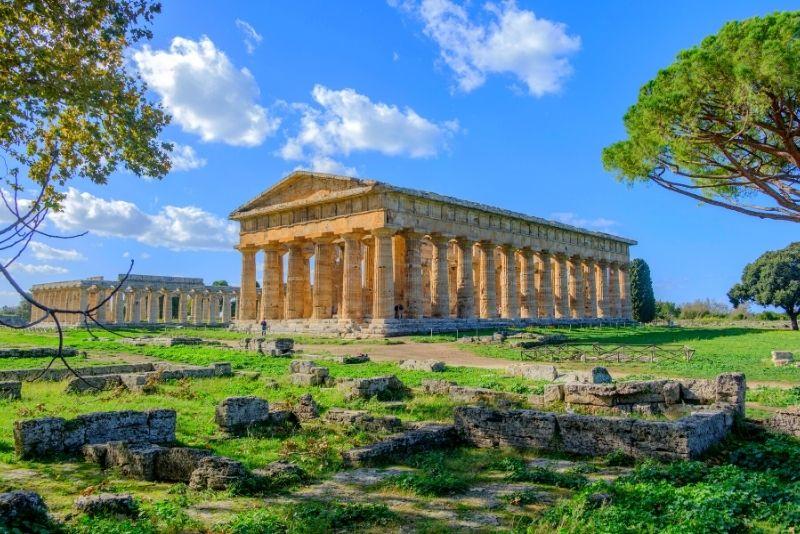 Ruinen von Paestum