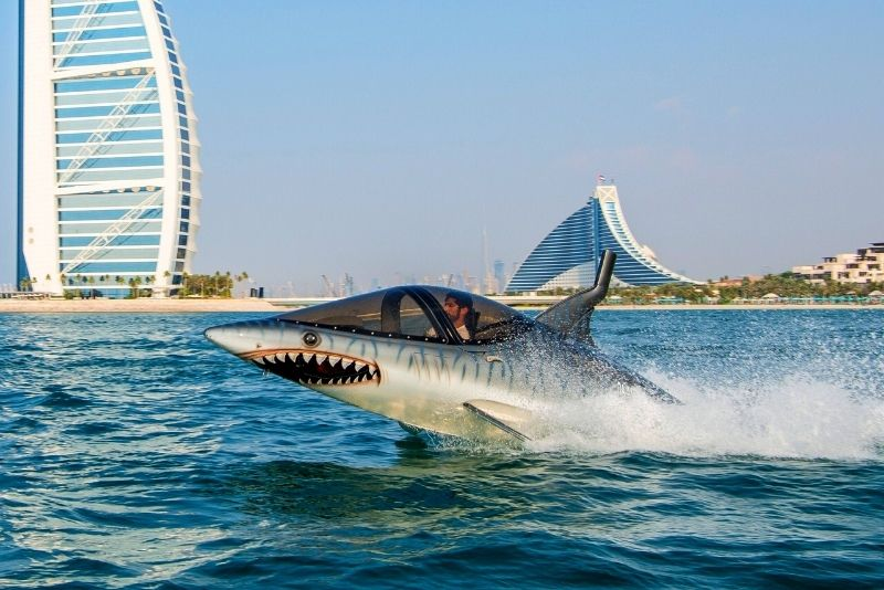 seabreacher Dubái