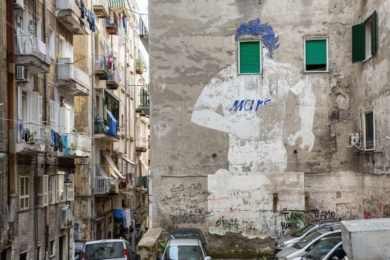 Street Art Tour in Neapel