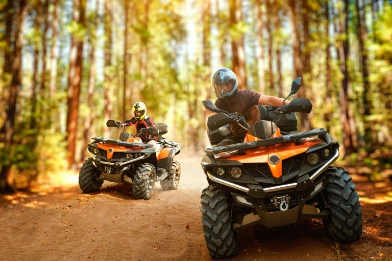 ATV tour in Cairns