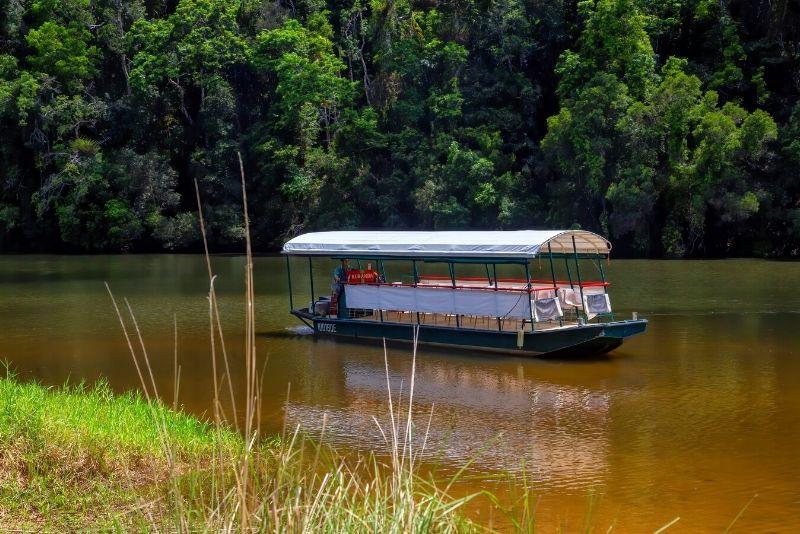 Barron River cruise