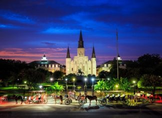 Best Ghost Tours in New Orleans