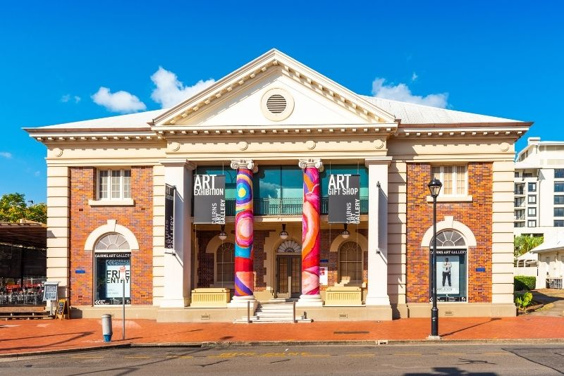 Cairns Art Gallery