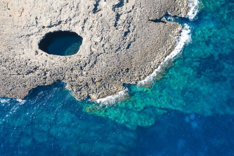 Coral Lagoon, Malta