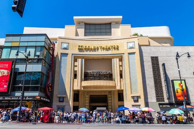 Dolby Theatre, Los Angeles